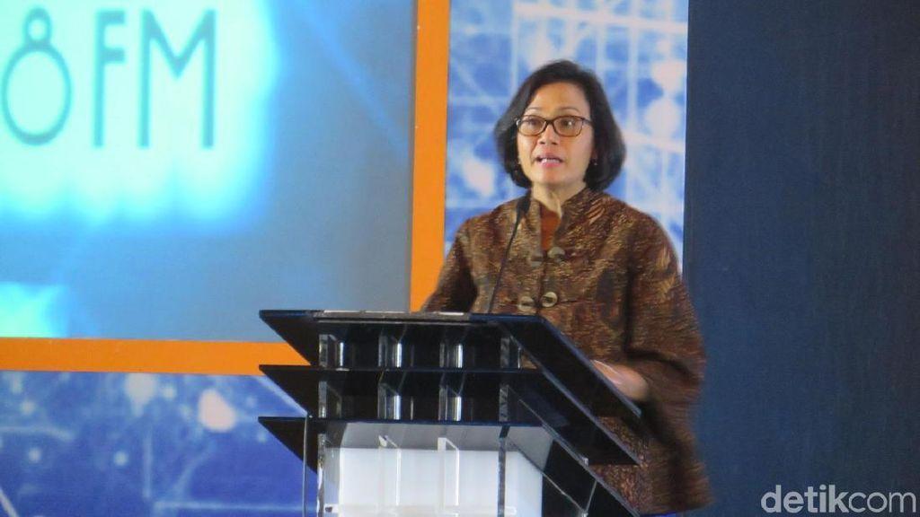 Sri Mulyani Longgarkan Aturan Perpajakan Buat Dongkrak Investasi