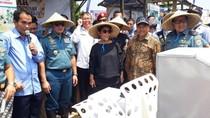 Menteri Susi Resmikan Bektram untuk Sokong Ketahanan Pangan Nasional