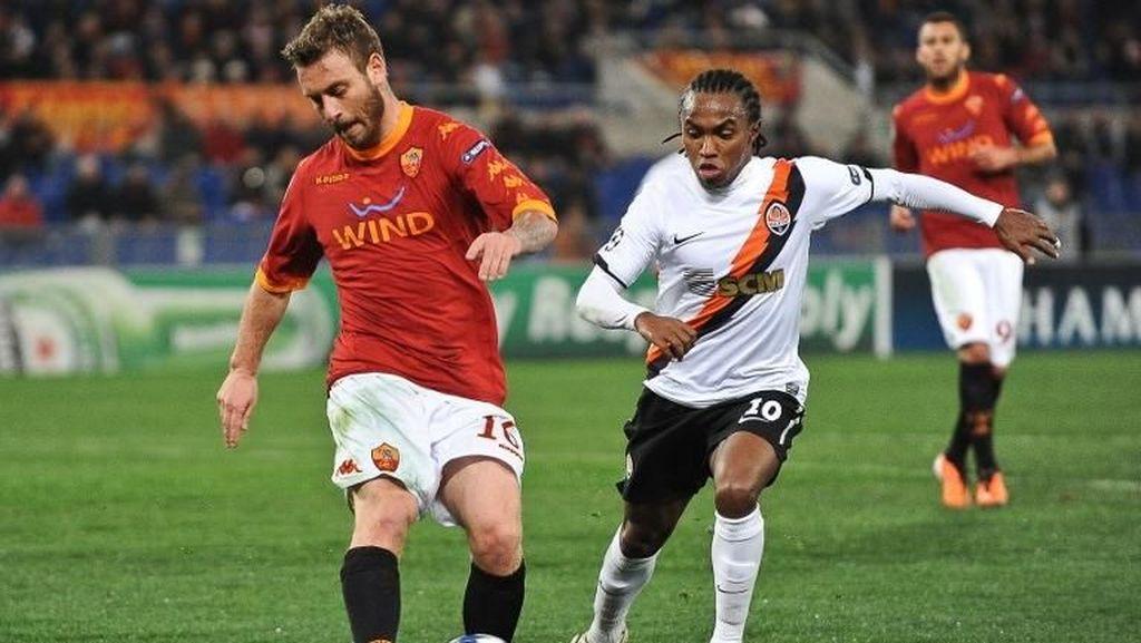 Shakhtar Pernah Jadi Mimpi Buruk Roma di Babak 16 Besar Liga Champions