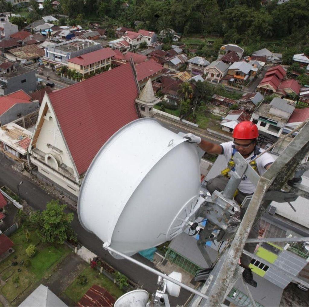 Internet XL Masuk Pelosok Sumatera dan Sulawesi
