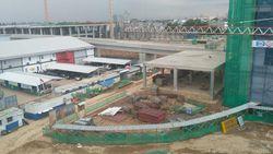 Ditargetkan Rampung Juli, Begini Perkembangan Depo LRT Jakarta
