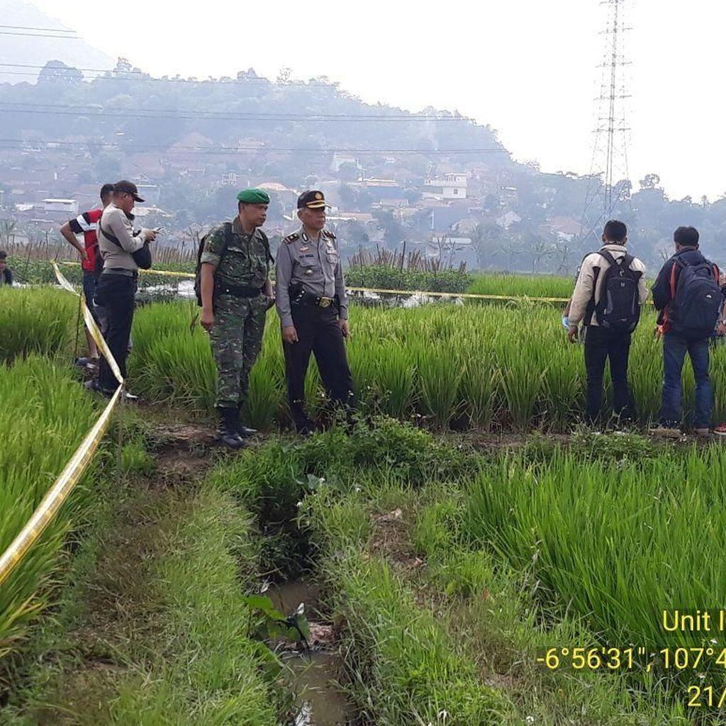 Polisi Amankan Terduga Pembunuh Siswa SMK di Sumedang