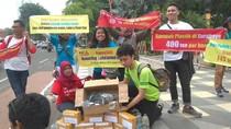 Hari Peduli Sampah, Komunitas Ini Ingatkan Daur Ulang Plastik