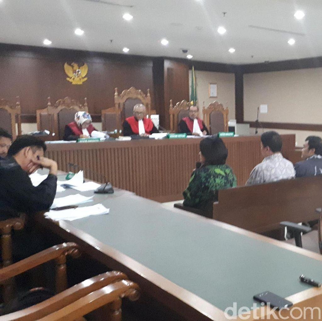 Saksi Ini Akui Diperintah Atasan Antar Amplop ke Eks Dirjen Hubla
