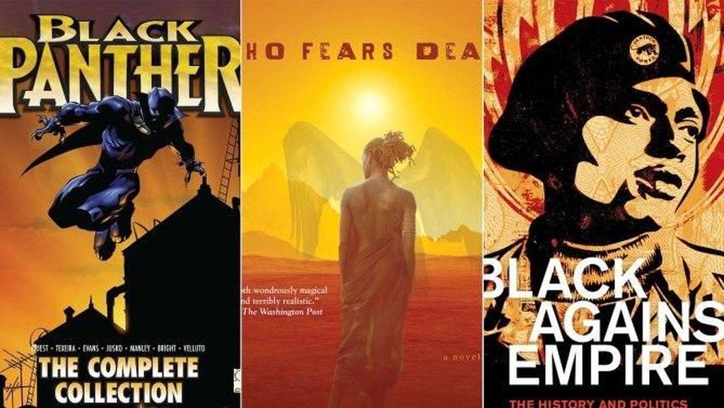 Setelah Nonton Film Black Panther, Baca Lagi Buku-buku Ini
