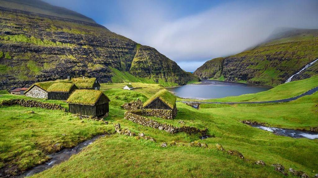 Foto: 10 Tempat Terpencil Paling Indah di Bumi