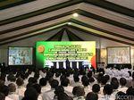 Jokowi Minta Calon Hakim Jaga Kepercayaan Rakyat