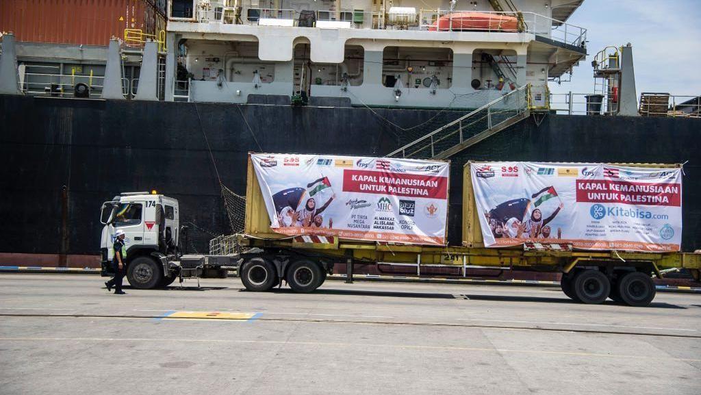 Tenaga Medis dan Dapur Umum Indonesia Juga Ada di Palestina
