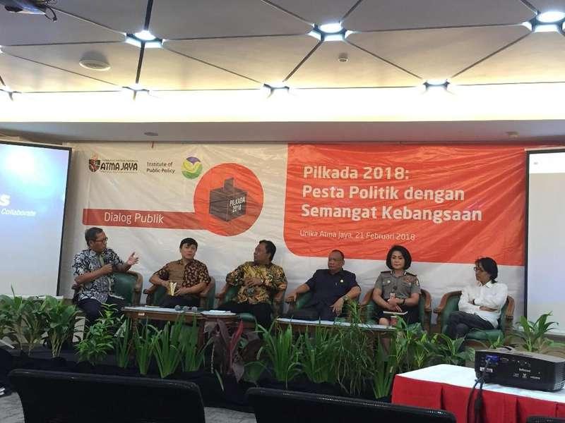 Istana Ingatkan Agar Pilkada 2018 Tak Pecah Belah Masyarakat