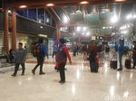 Polisi: Situasi Bandara Soekarno Hatta Aman Terkendali