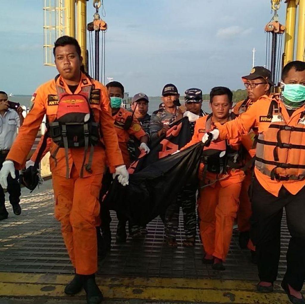 1 ABK Kapal Karam di Sungai Musi Ditemukan Tewas