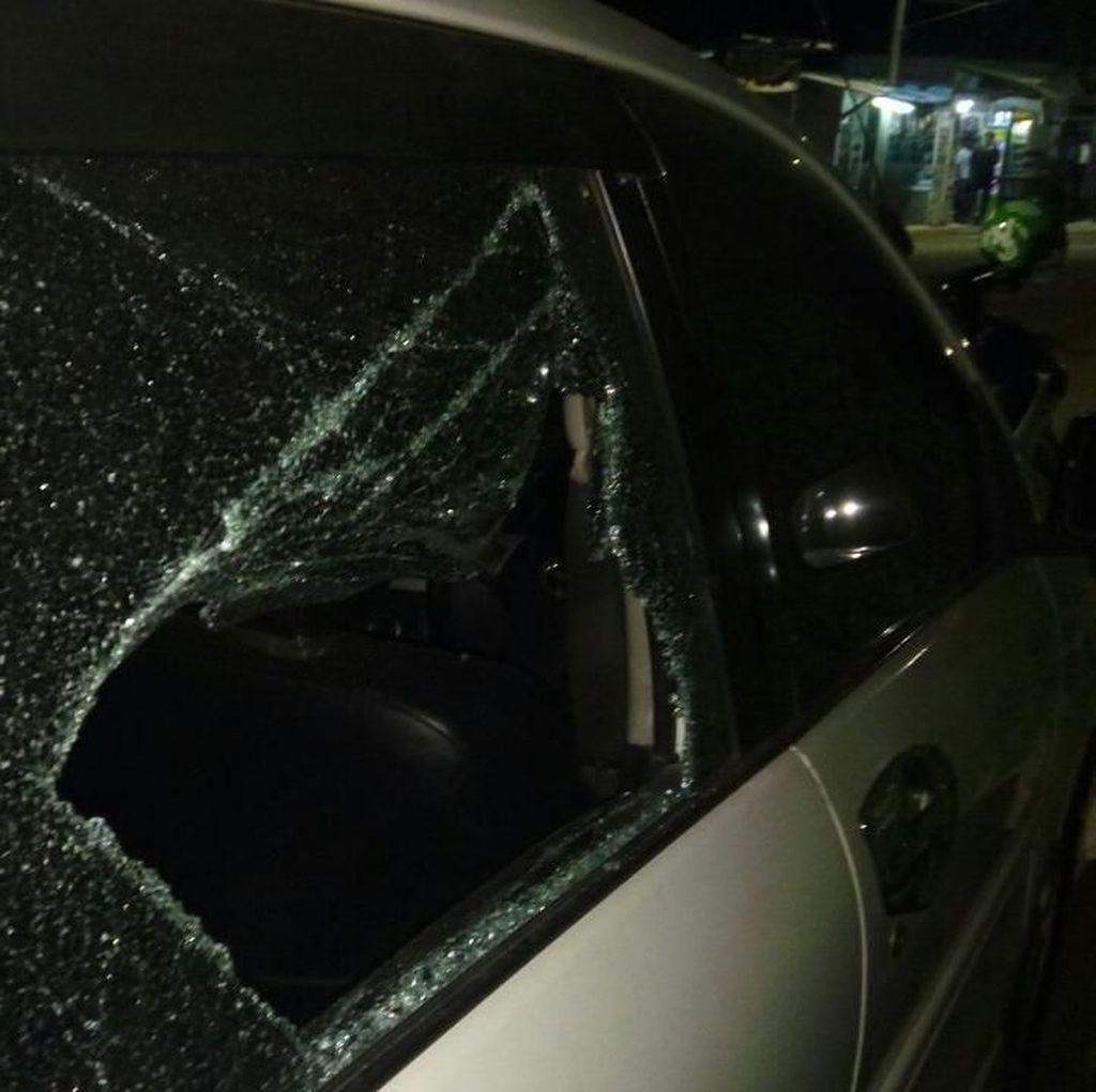 Polisi Tangkap Pencuri Bermodus Pecah Kaca Mobil di Jakut