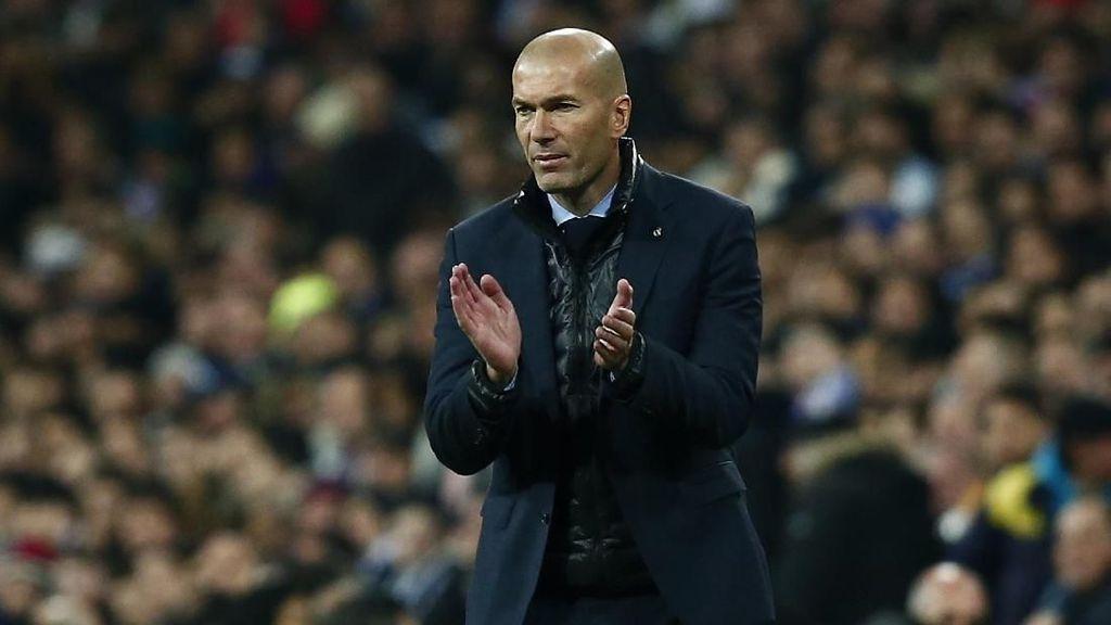 Zidane Ingin Bisa Awet di Madrid