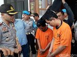 Polisi Bandung Tangkap Komplotan Pencuri Spesialis Rumah Kosong
