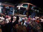 Yakin Habib Rizieq Pulang, Massa Bergerak ke Bandara Soekarno-Hatta