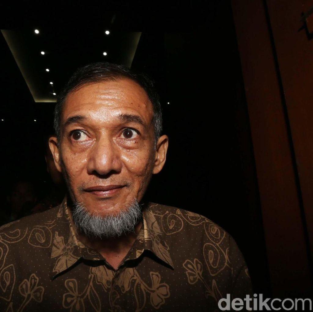 Eks Pejabat Bakamla Dituntut 5 Tahun Penjara