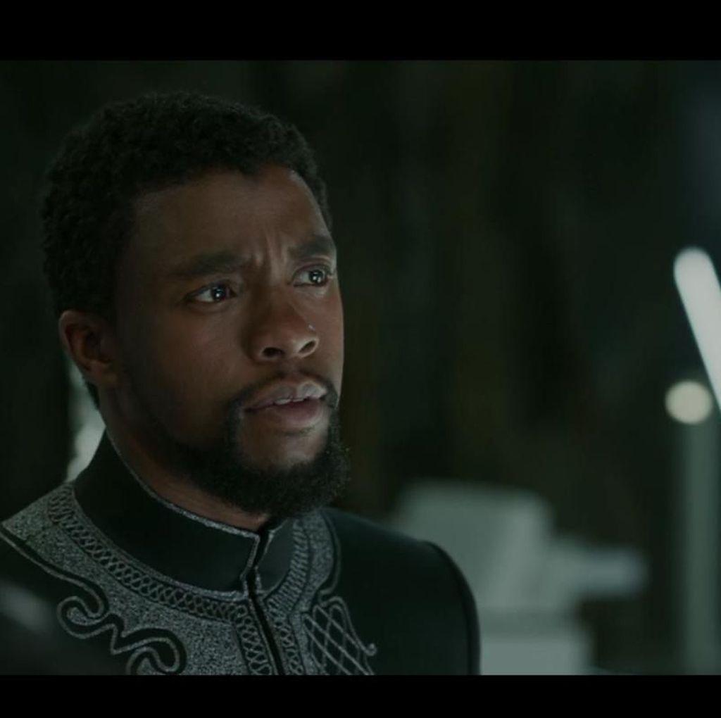 Black Panther Sukses, Muncul Baju Koko Khas Pakaian King TChalla Dijual