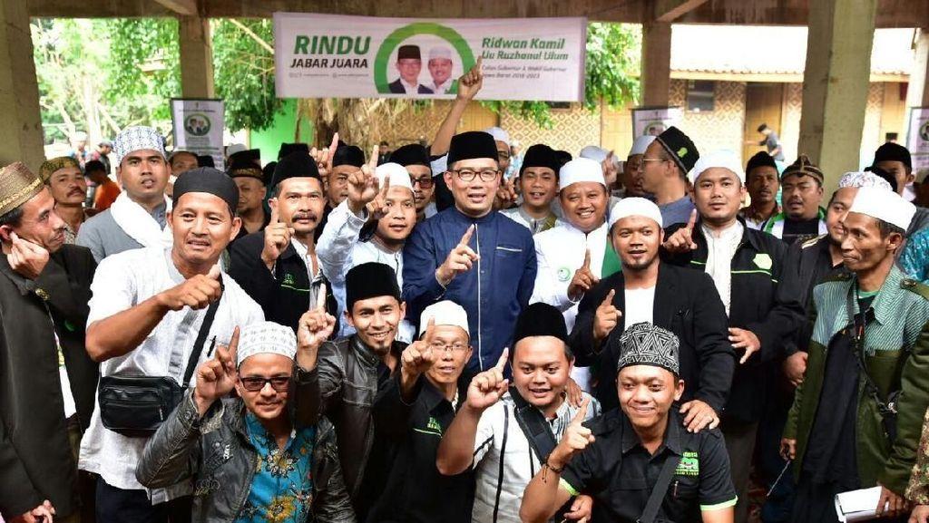 Pembelotan Sejumlah Kader Parpol Koalisi, Ini Kata Ridwan Kamil