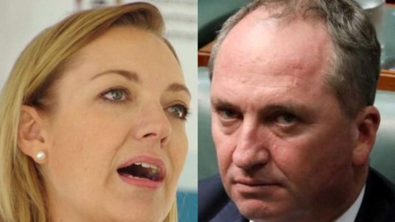 Partai Nasional Australia Barat Tarik Dukungan terhadap Barnaby Joyce