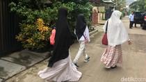 #Novelkembali, Keluarga Jemput ke Bandara Soekarno-Hatta