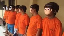Giliran 8 Pengemudi Grab Pengantar Tuyul di Medan Ditangkap