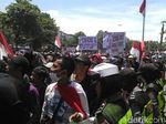 PT RUM Sukoharjo Janjikan Tutup Sementara, Warga Tetap Berdemo