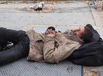 Hampir 3 Ribu Gelandangan Tinggal di Paris