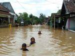 Banjir di Jombang Telan Korban, 1 Remaja Hanyut di Sungai Catak
