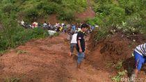 Listrik di Lokasi Longsor yang Tewaskan 5 Orang di Brebes Dipadamkan