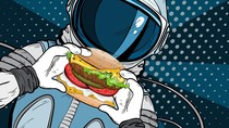 Astronot di Luar Angkasa Akan Merasakan Makanan yang Lebih Enak dan Bervariasi