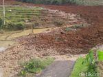 Tanah Masih Labil Persulit Evakuasi Korban Longsor di Brebes