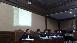 Di Sidang Novanto, Jaksa Cecar Saksi soal Kuning Bener dan BPK