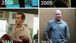 Untuk bisa memerankan peran tertentu, beberapa artis Hollywood dituntut profesionalitasnya harus bisa mengubah fisik mereka dengan diet dan olahraga.