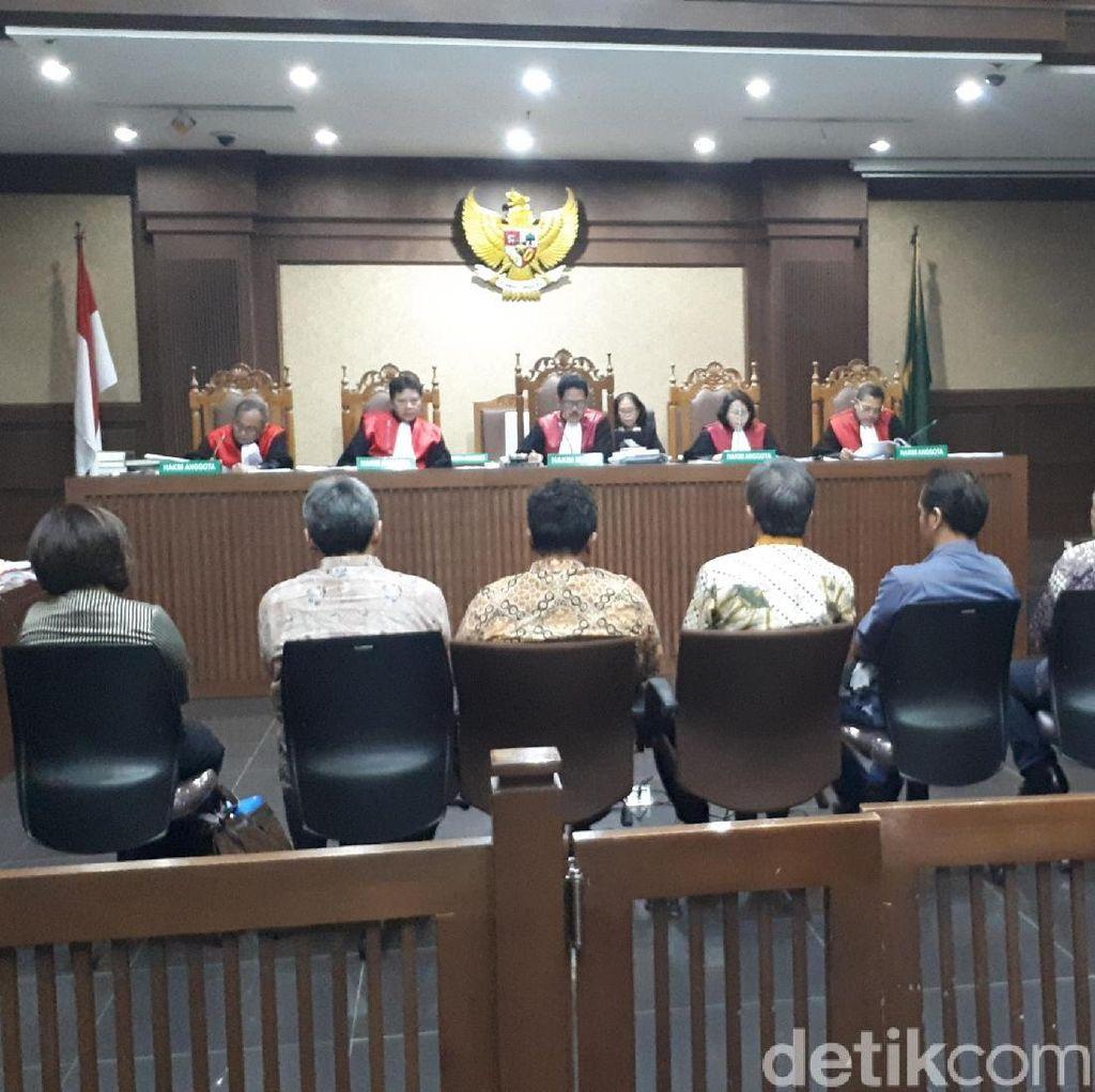 Saksi Kasus Korupsi e-KTP: SN dan Senayan Grup Dapat Jatah 7 Persen