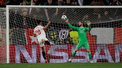 De Gea Selamatkan MU, Bikin Rekor di Kandang Sevilla