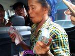 Terjaring Razia, Pengemis di Tasikmalaya Bawa Uang Rp 43 Juta