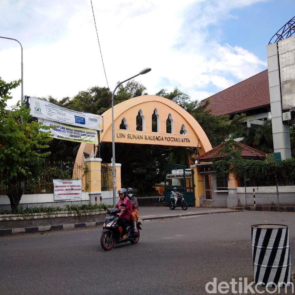 UIN Sunan Kalijaga Yogyakarta Data Mahasiswinya yang Bercadar