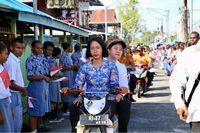 Menteri Puan Evaluasi Penanganan KLB Campak di Asmat