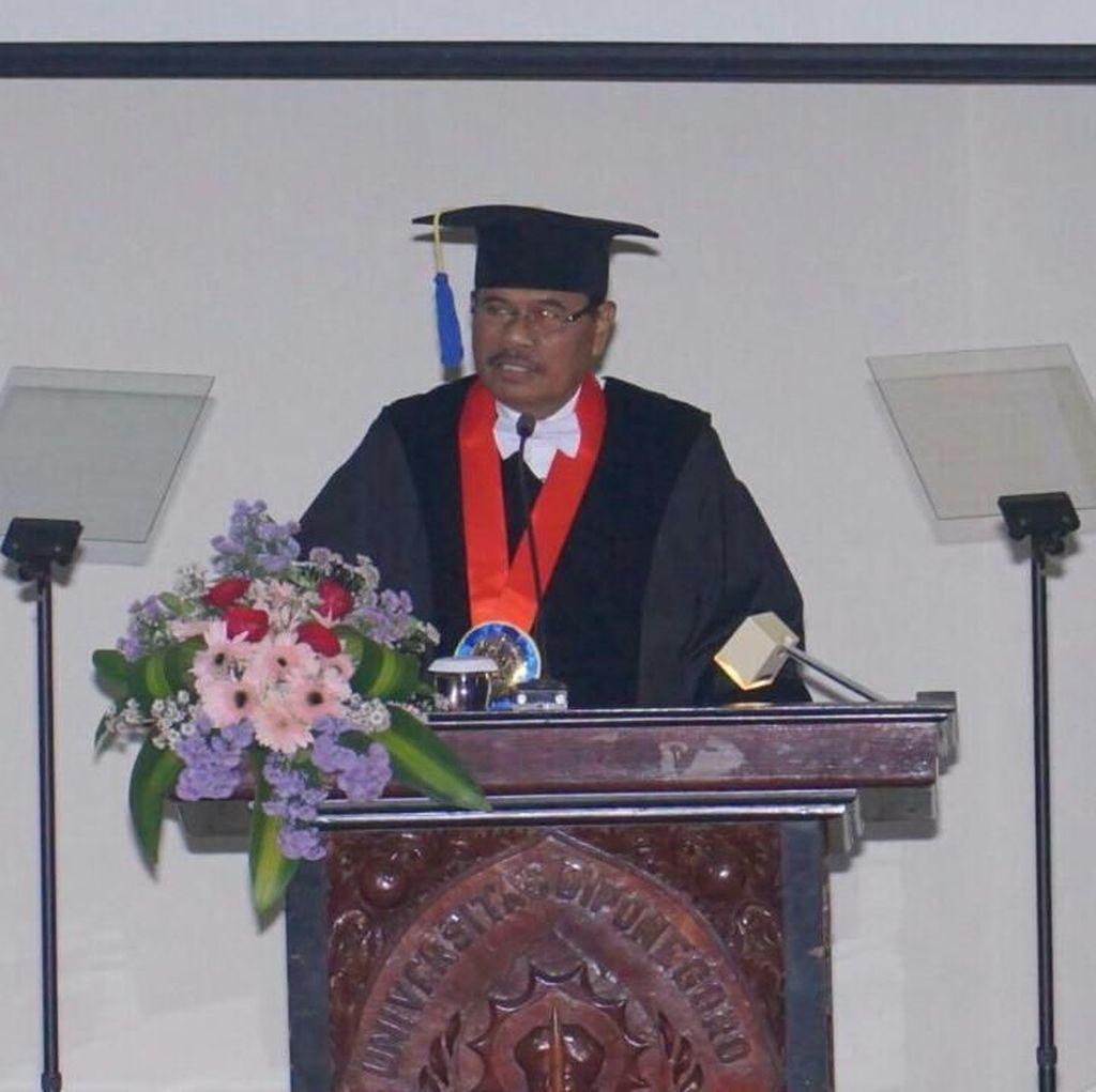 Ini Alasan Undip Beri Gelar Doktor HC ke Jaksa Agung HM Prasetyo