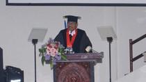 Raih Doktor HC Undip, Prasetyo Bacakan Pidato Inovasi Penegakan Hukum