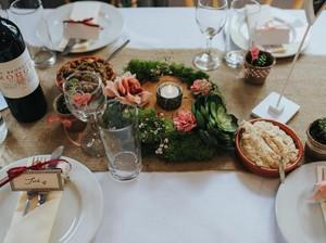 Ini Tren Makanan untuk Pesta Pernikahan Tahun 2018 versi Pinterest