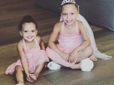 Manisnya Riley dan Ryan, Putri Pemain Basket Steph Curry