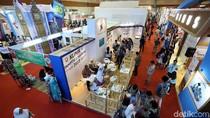 Keseruan Para Pelajar Serbu Pameran Education & Training Expo 2018