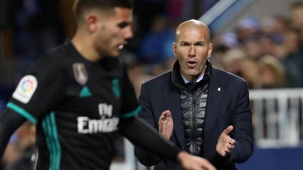 Zidane: Madrid Pertahankan Momentum, Madrid