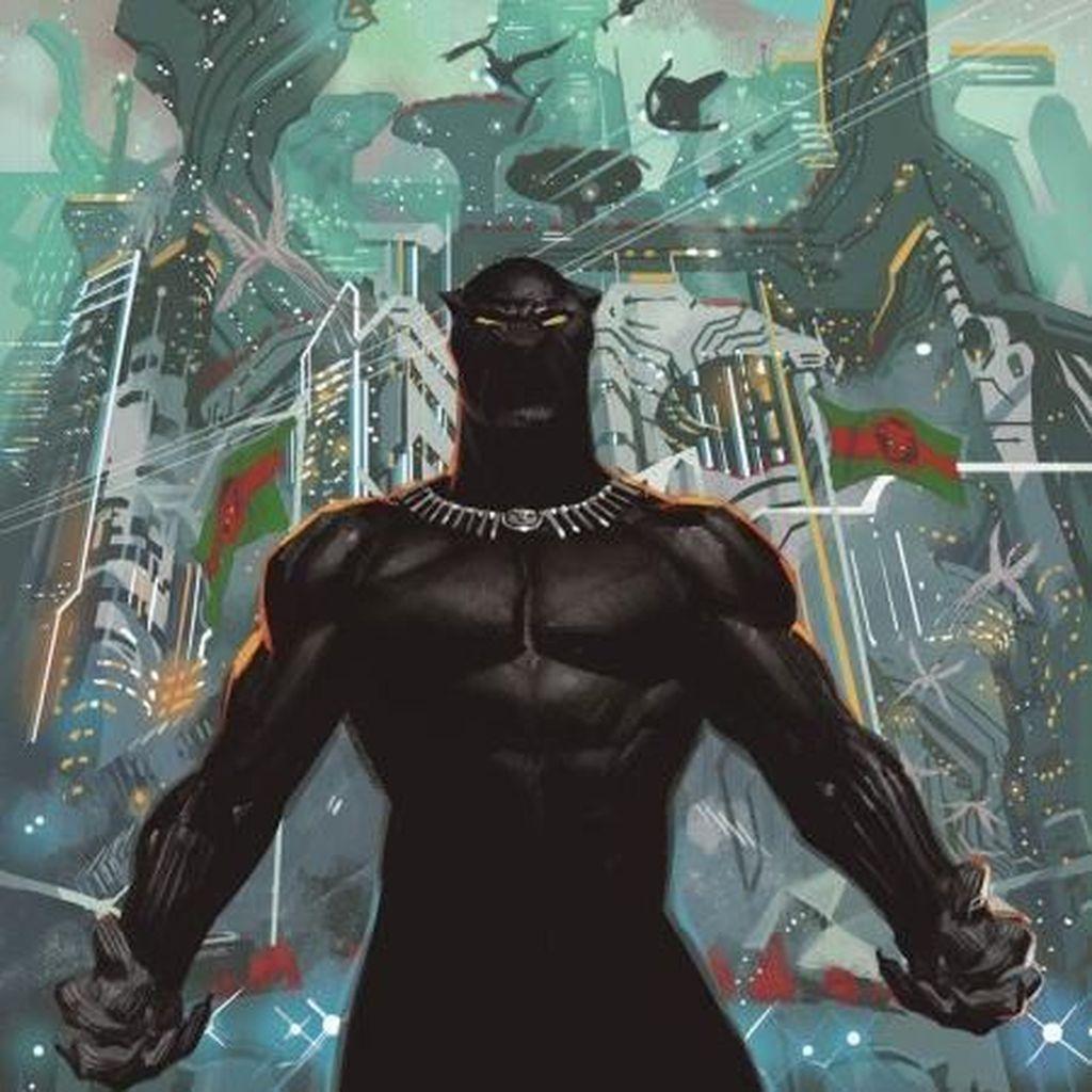 TChalla akan Pergi ke Tempat Terjauh di Komik Baru Black Panther