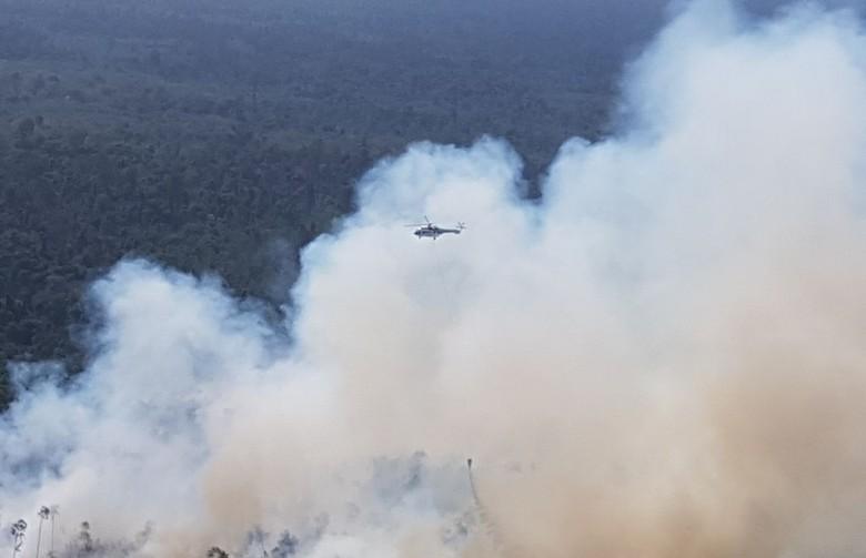 Sambut Kemarau, Kapolda Kalbar: Masyarakat Jangan Bakar Hutan