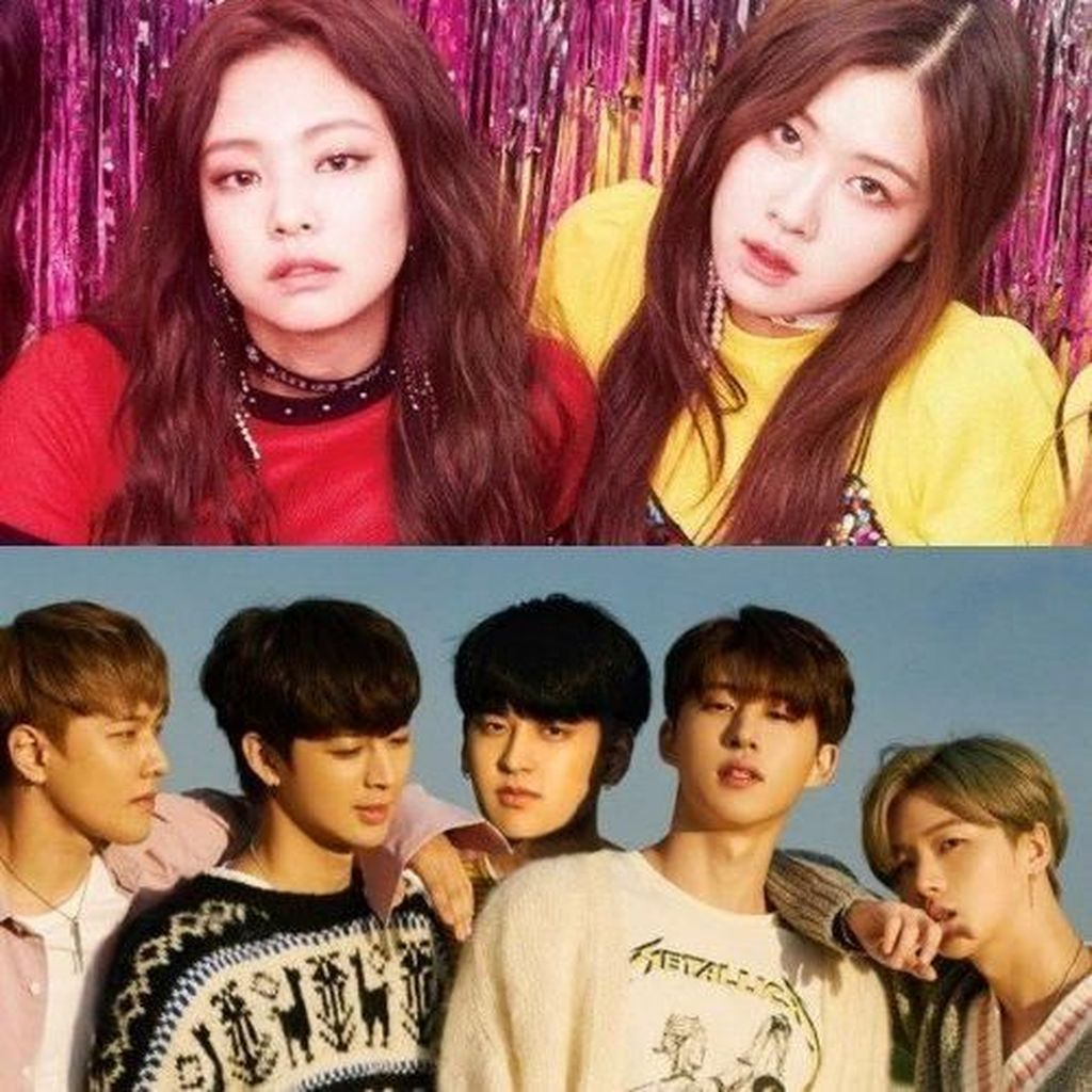 YG Entertaiment Ternyata Larang Member iKON dan Black Pink Bertemu