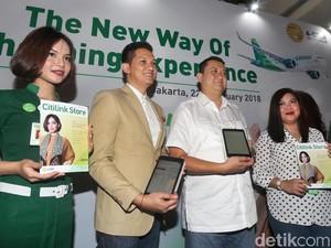 Citilink Gandeng JD.ID untuk Buka Layanan Citilink Store