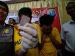 Kedapatan Membawa Sabu, Dua Pemuda Mengaku-aku Sebagai Wartawan