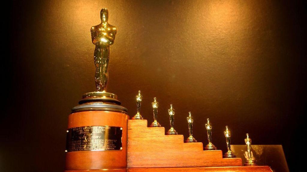 Daftar Lengkap Pemenang Oscar 2018